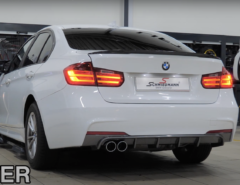 Schmiedmann SUpersprint BMW F30