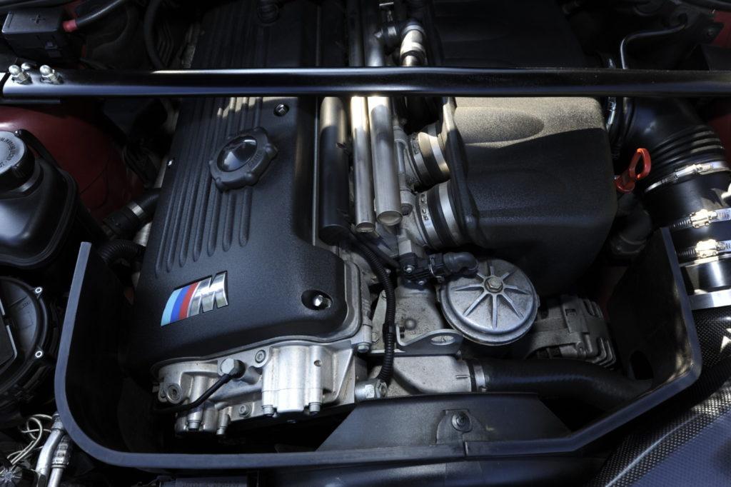 Tuning BMW E46 M3 silnik S54