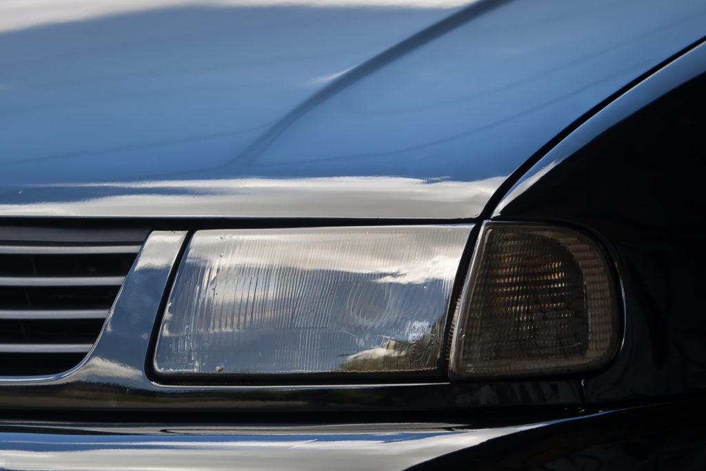 Tuning VW Caddy Mk1 reflektor przedni