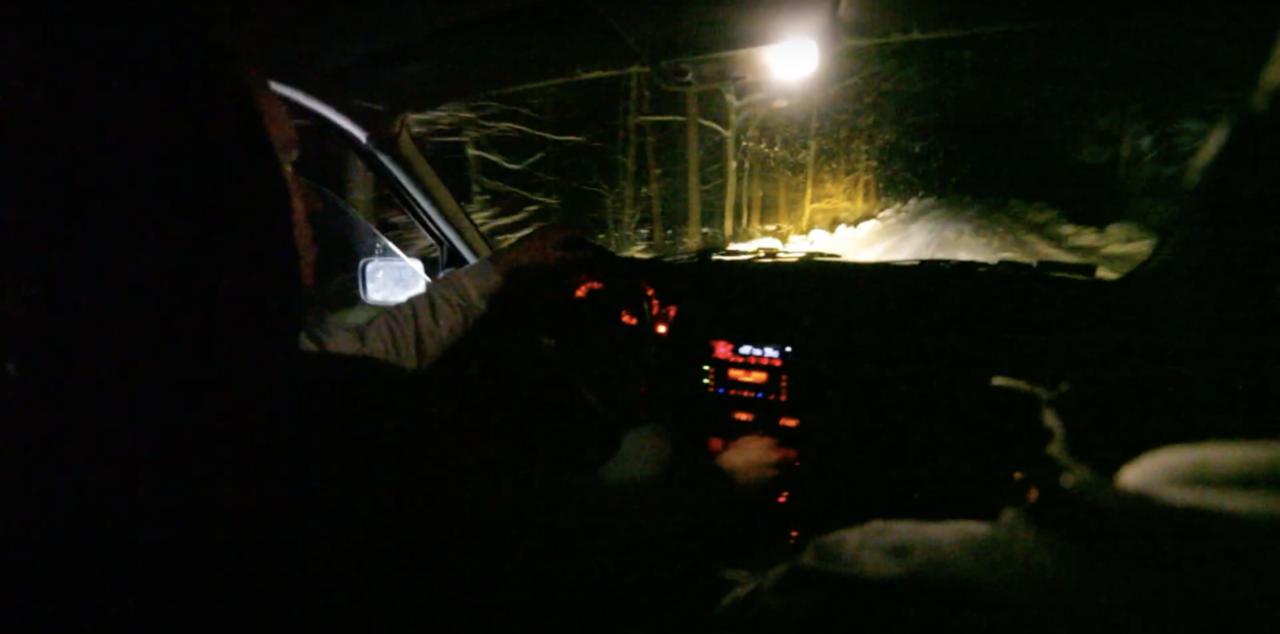 E36 pickup 3 osie