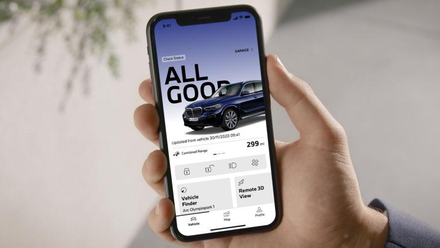 Aplikacja My BMW