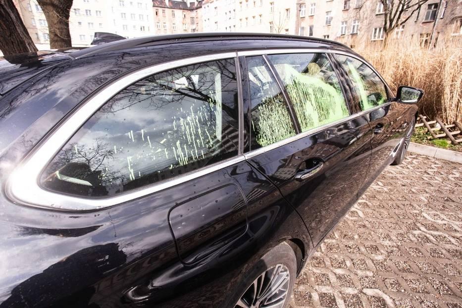 BMW 5 Farba wrocław_