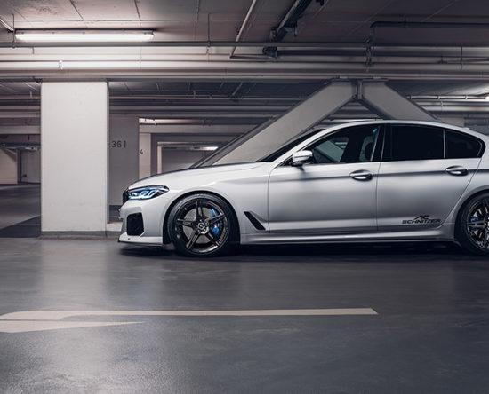 BMW 5 LCI AC Schnitzer