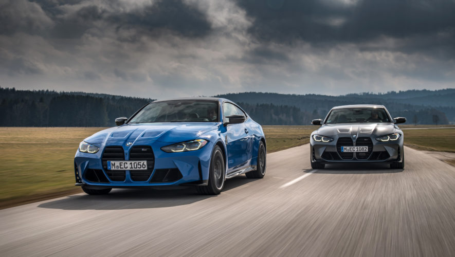 BMW M3:M4 Competition
