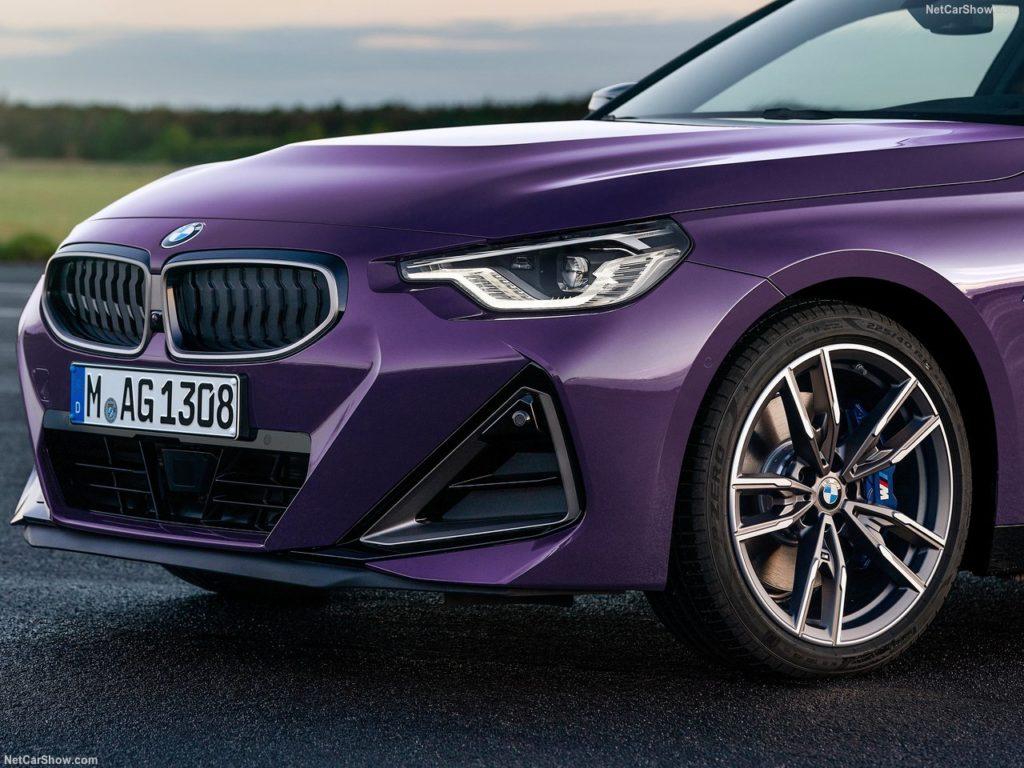 BMW M240i 2022 przód