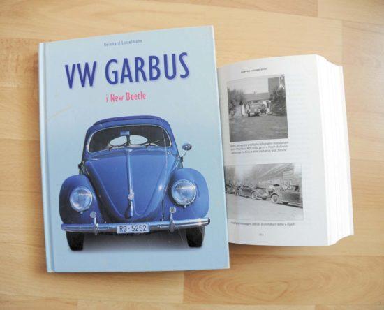 Książka VW Garbus i New Beetle