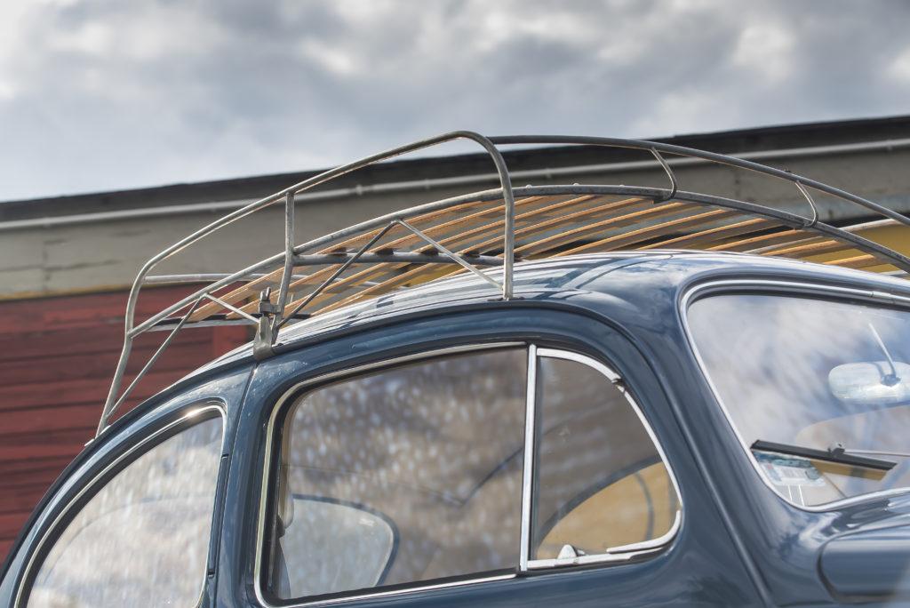 VW Garbus 1200 bagażnik dachowy
