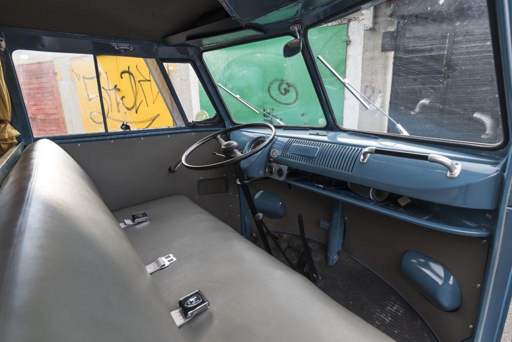 T1 Westfalia SO23 kabina