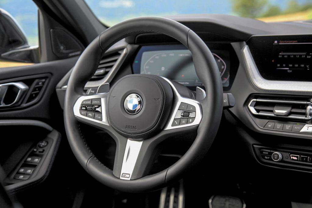 Tuning BMW M135 Drive by Dähler kierownica