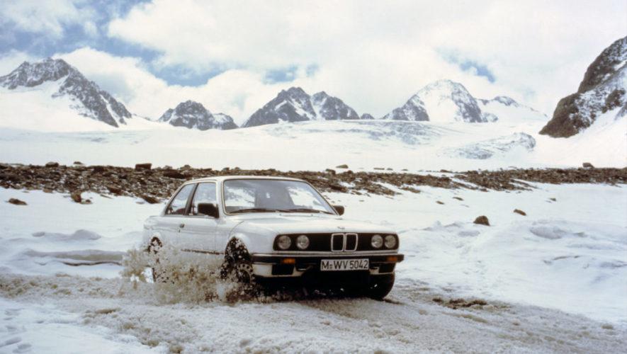 Napęd 4×4 w BMW – poprzednicy xDrive