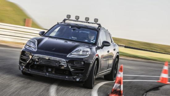 Nowe Porsche Macan