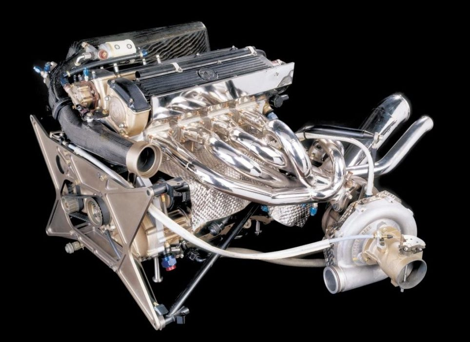 silnik BMW M12/13 Formuła 1