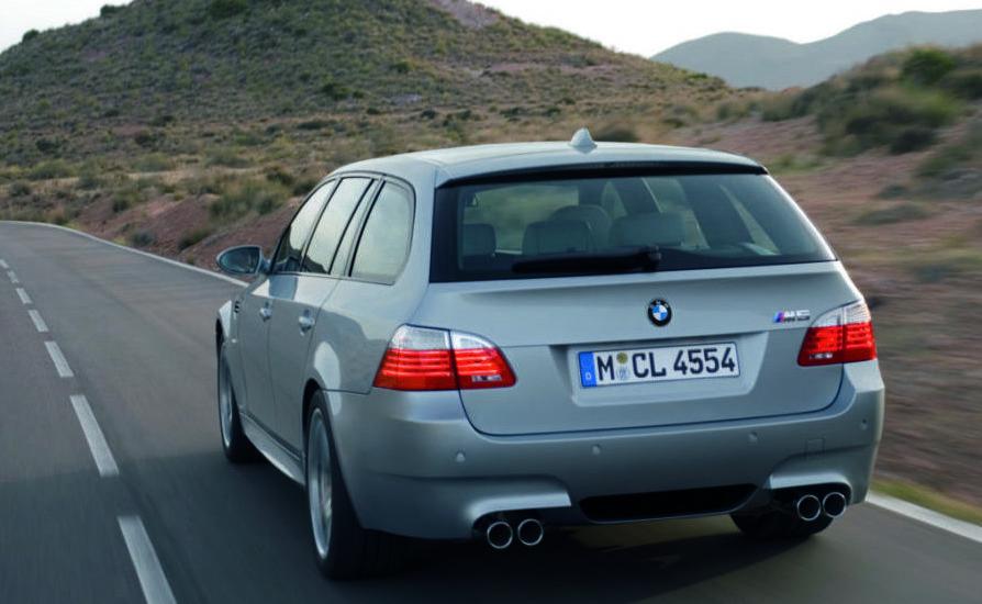 BMW M5 V10 Touring
