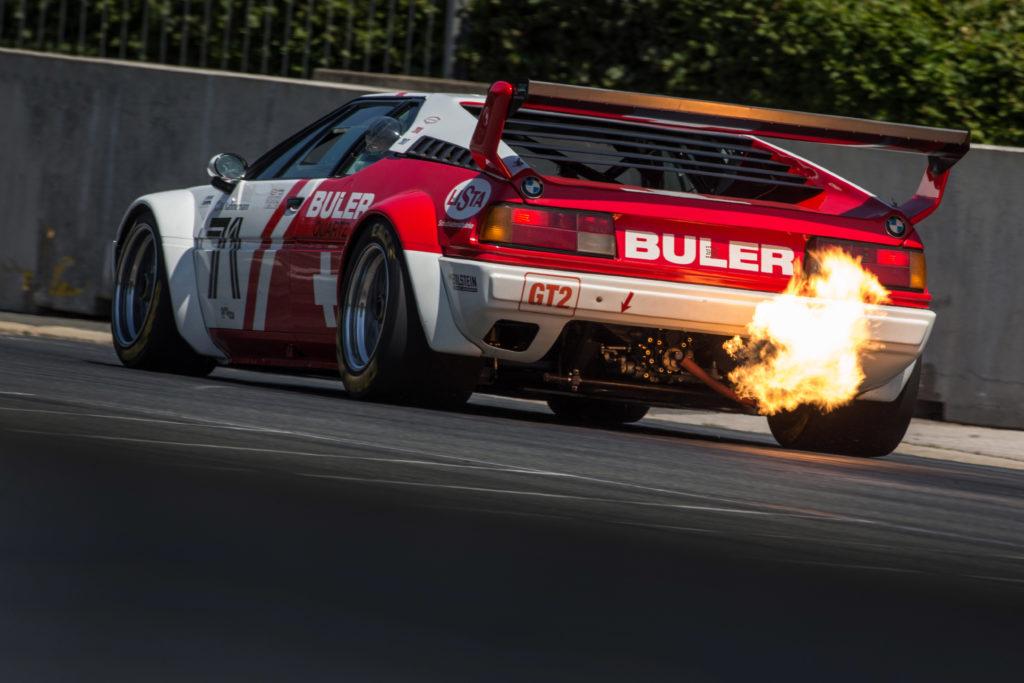 BMW M1 na Norisringu
