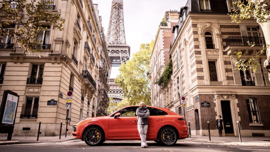 Porsche i Hip-Hop
