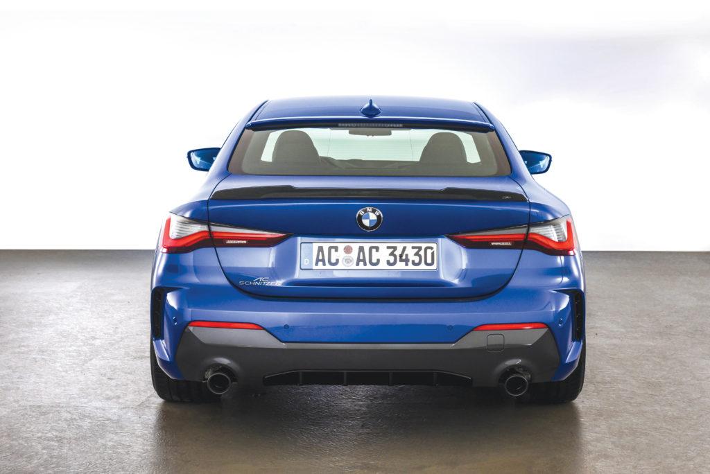 Tuning-BMW-G22-440i-ACSchnitzer-tył auta