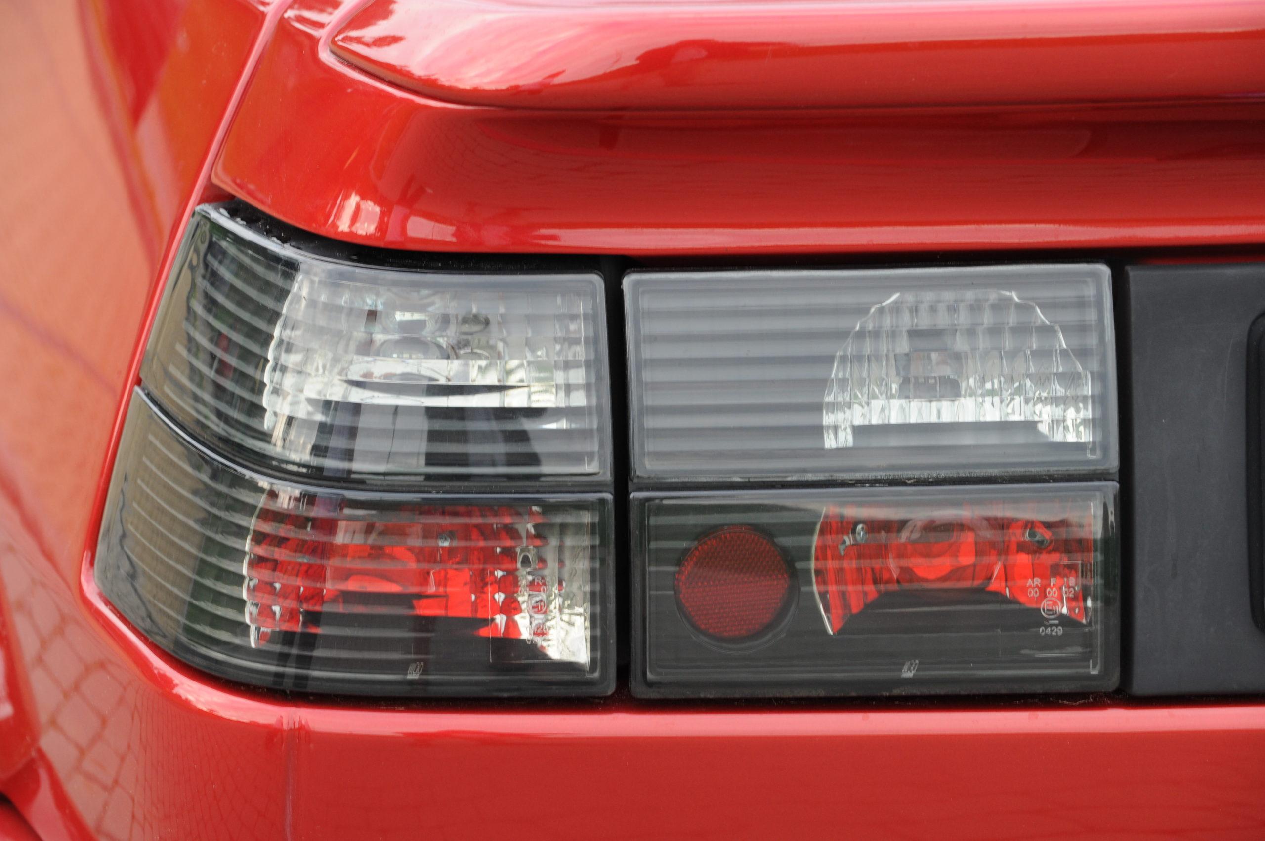 Tuning-Corrado-G60-tylna lampa