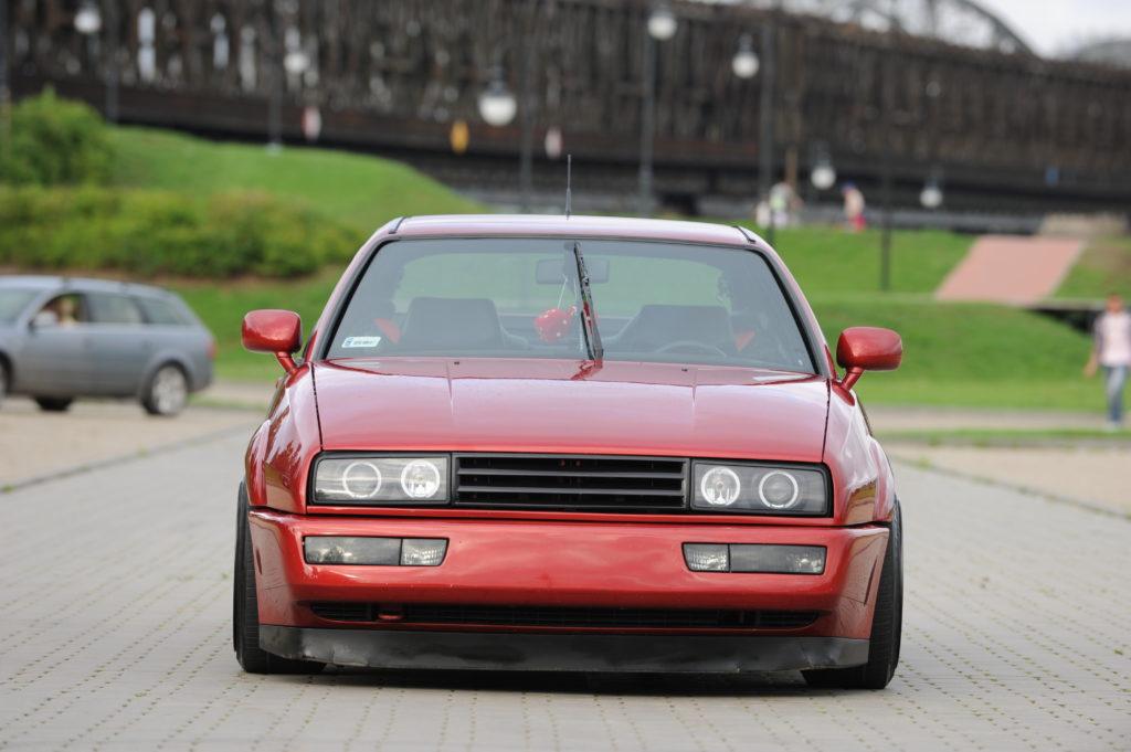 Tuning-Corrado-G60-widok z przodu