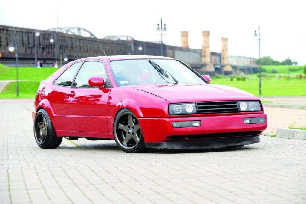 Tuning-Corrado-G60-widok z boku