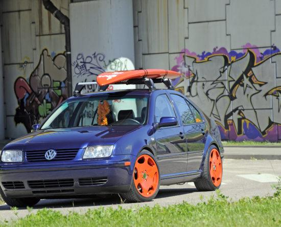 Tuning-VW-Bora-1.9-TDI-wdok z przodu