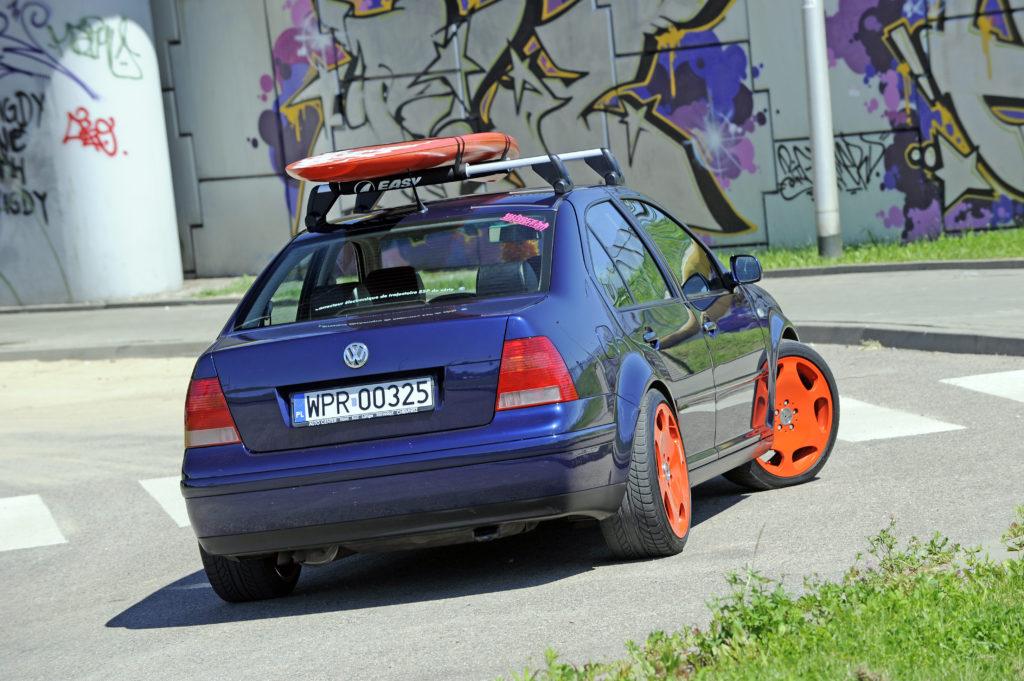 Tuning-VW-Bora-1.9-TDI-widok od tyłu