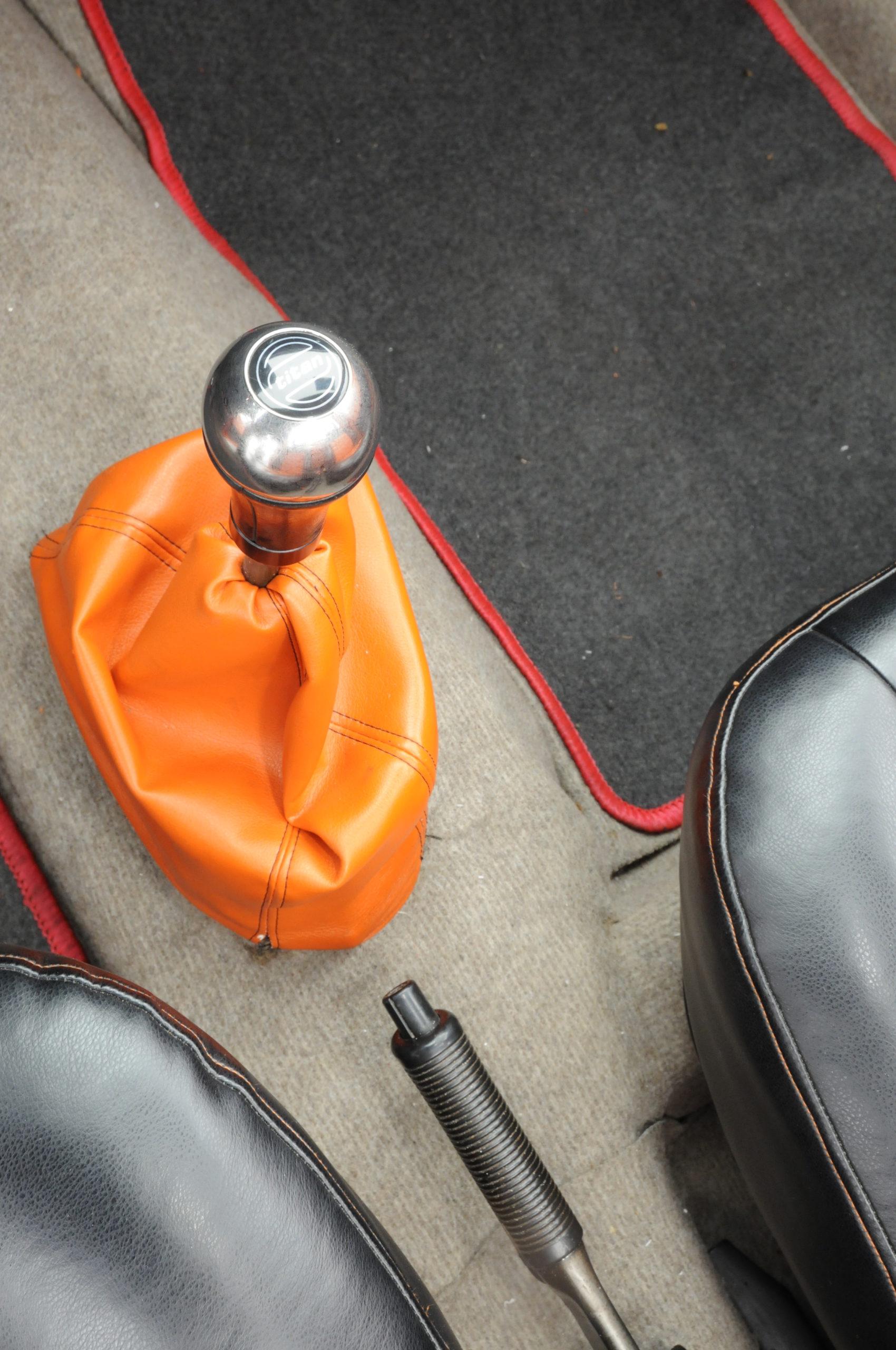 Tuning-VW-Caddy-1-dźwignia zmiany biegów