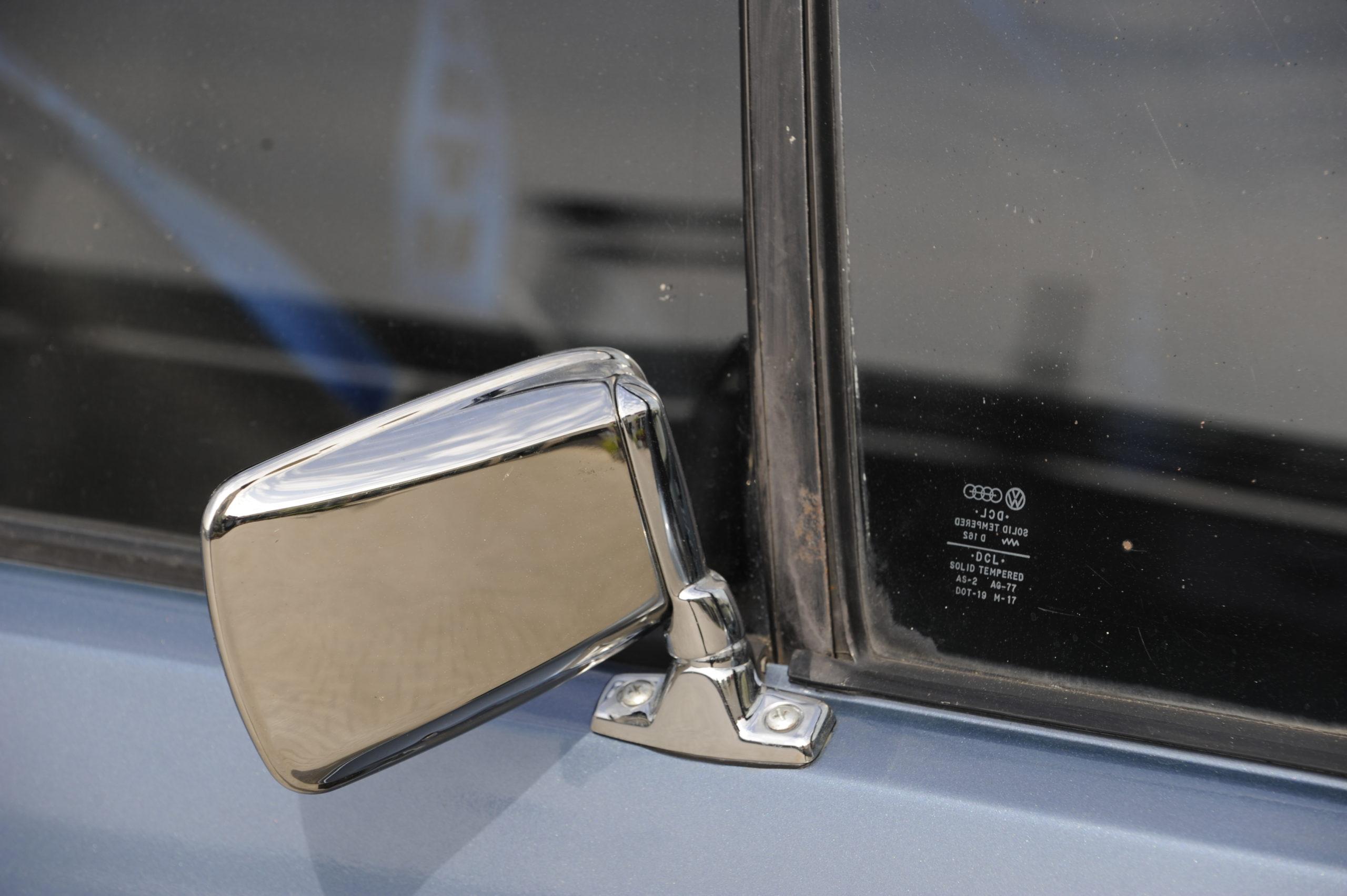 Tuning-VW-Caddy-1-R32-chromowane lusterko boczne