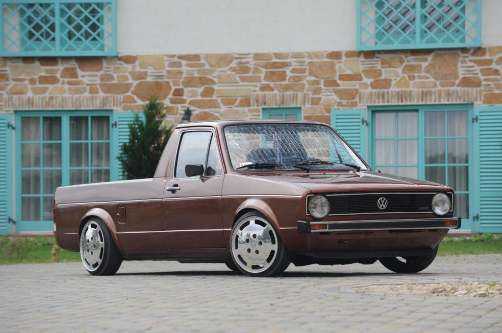Tuning-VW-Caddy-Typ-14d-widok z przodu