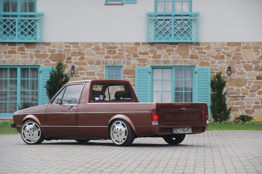 Tuning-VW-Caddy-Typ-14d-widok z tyłu