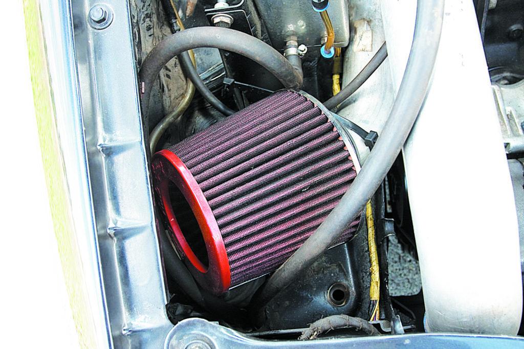 Tuning-VW-Corrado-2.0-8V-filtr powietrza