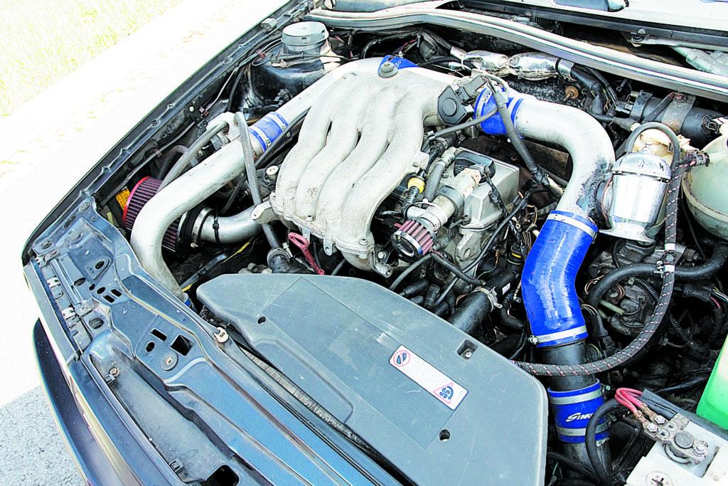 Tuning-VW-Corrado-2.0-8V-silnik