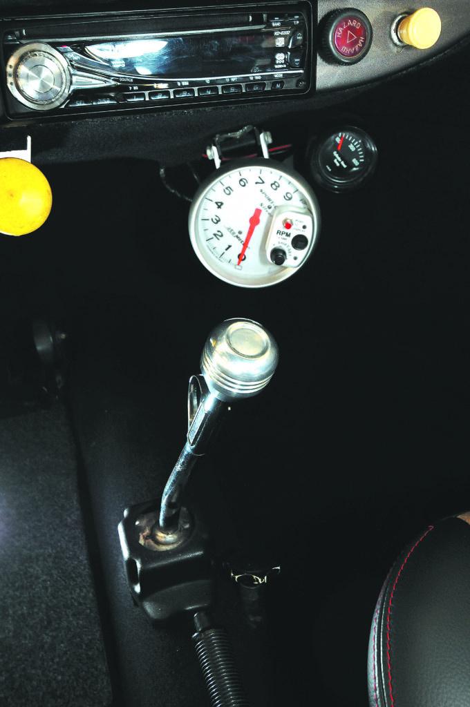 Tuning-VW-Garbus-Oval-short shifter