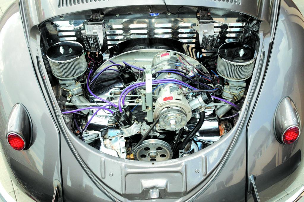 Tuning-VW-Garbus-Oval-silnik