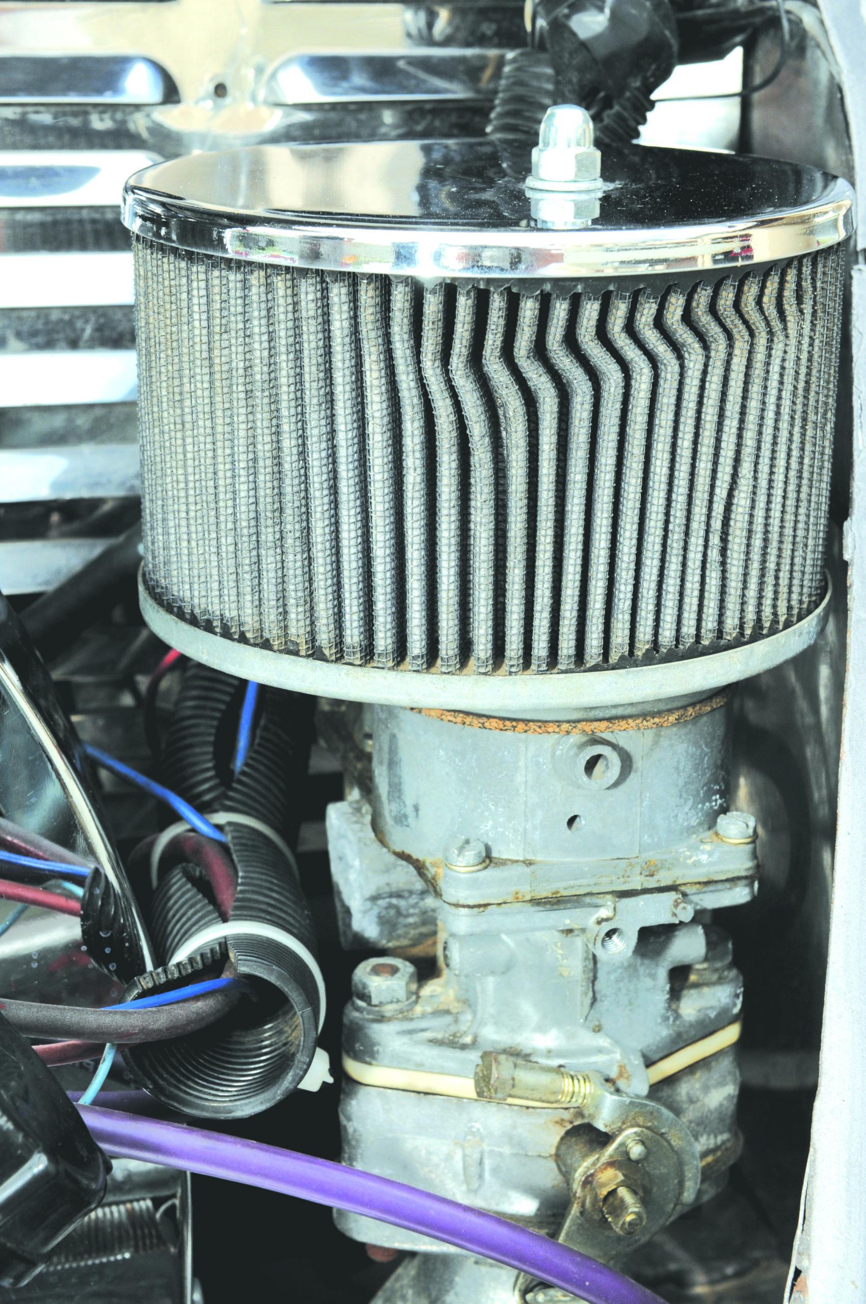 Tuning-VW-Garbus-Oval-filtr powietrza