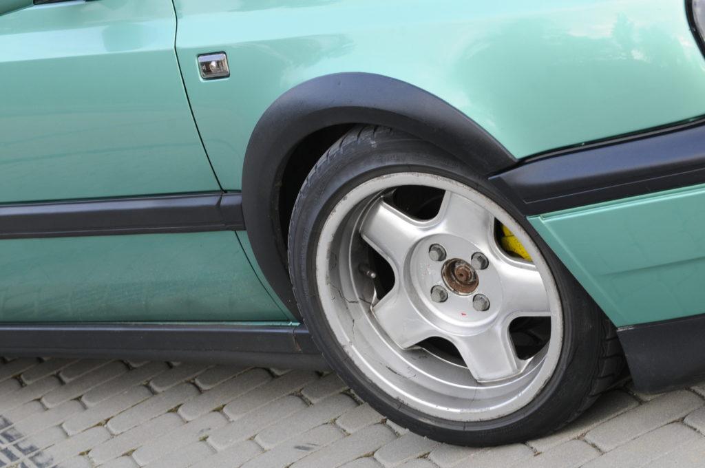Tuning-VW-Golf-3-GL-koło