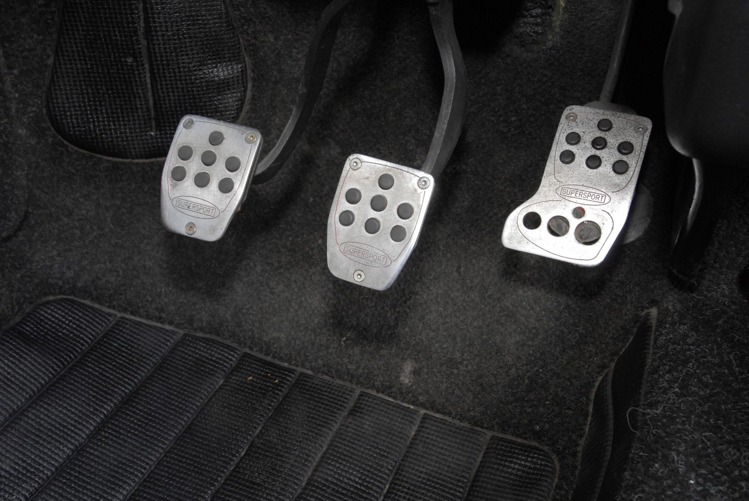 Tuning-VW-Golf-Mk1-CL-nakładki na pedały Supersport