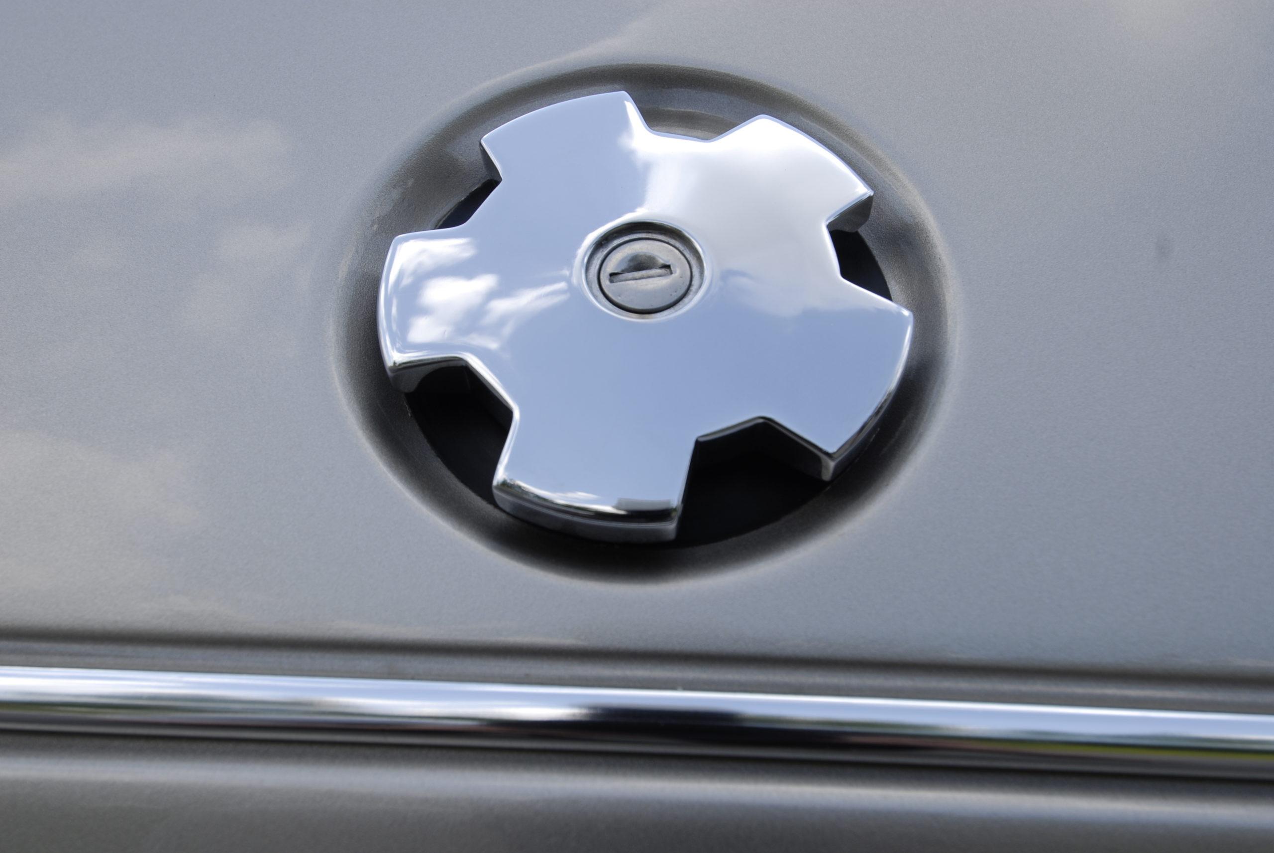 Tuning-VW-Golf-Mk1-CL-korek wlewu paliwa