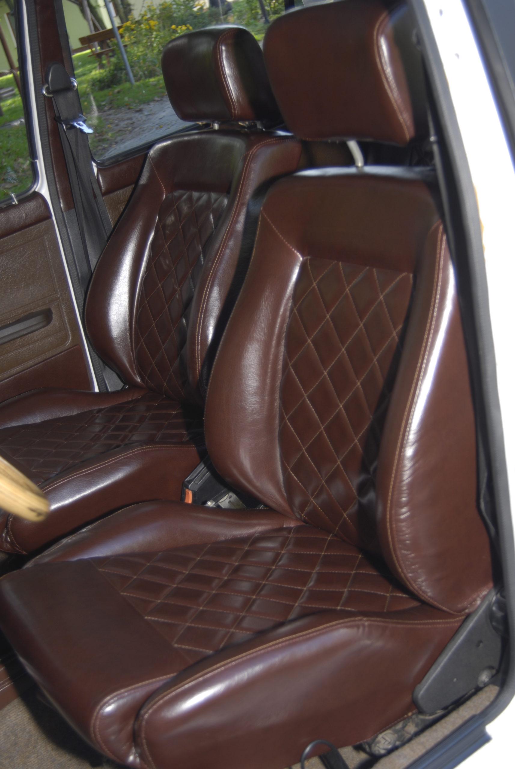 Tuning-VW-Jetta-MK1-przednie fotele