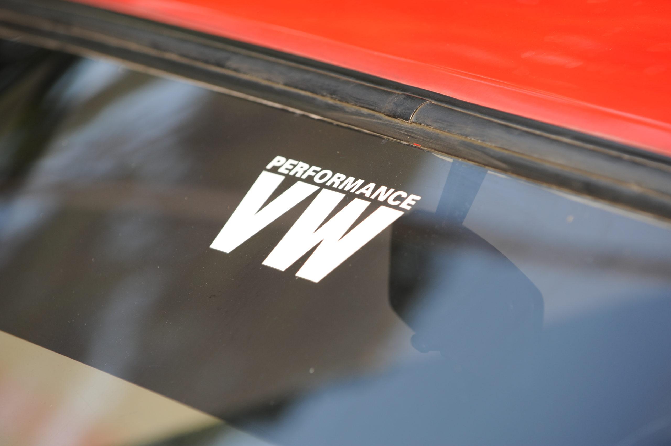 Tuning-VW-Scirocco-1-Typ-53-nalepka VW performance