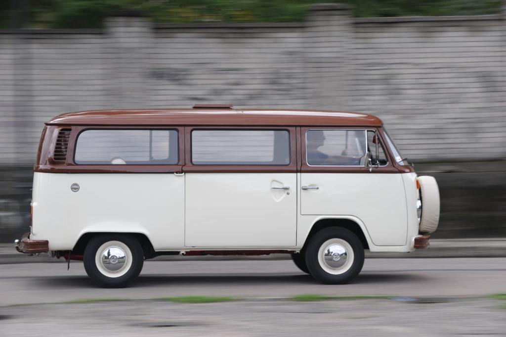 Tuning-VW_Transporter-T2-widok z boku
