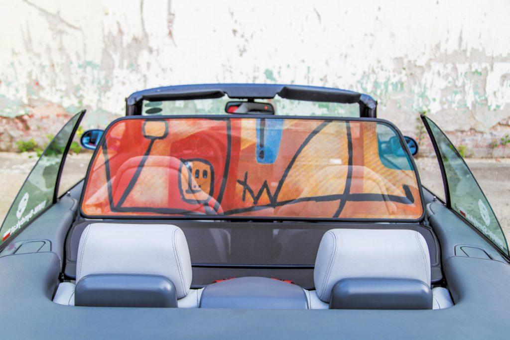 Tuning_BMW_E36_cabrio_wiatrołap