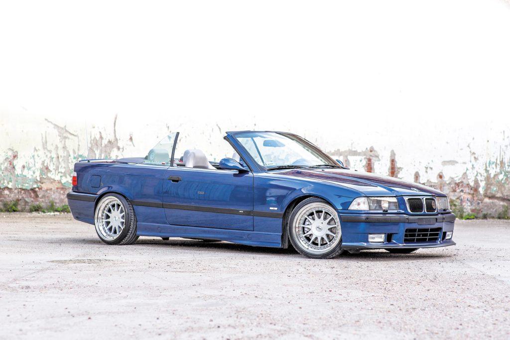 Tuning_BMW_E36_cabrio_widok_z_boku