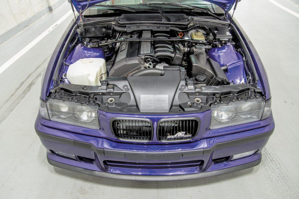 Tuning_BMW_E36_coupe silnik