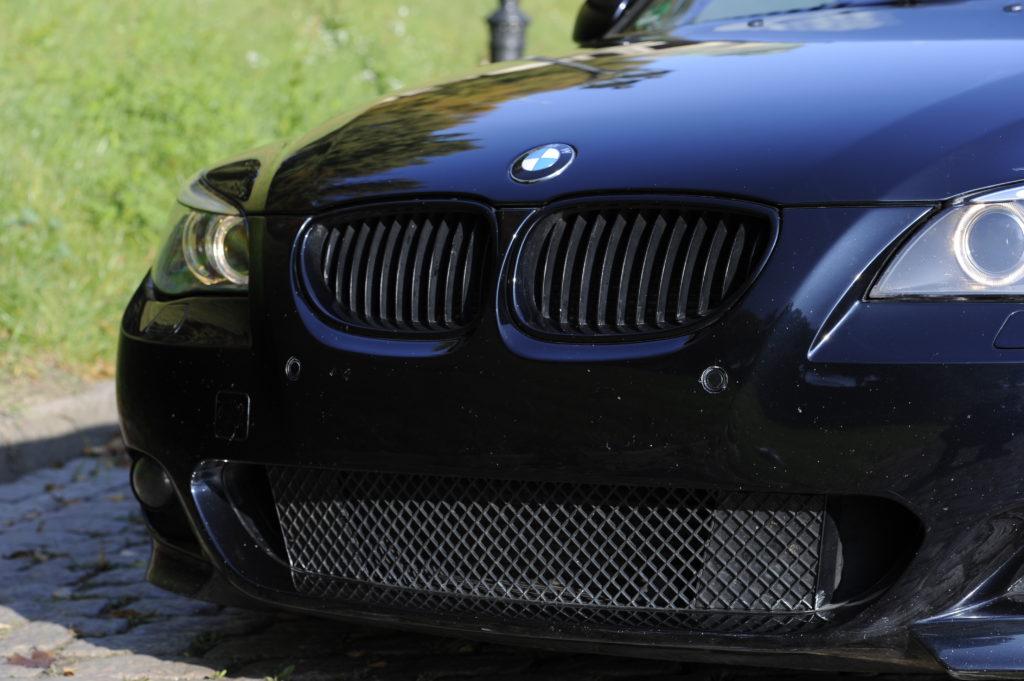 Tuning_BMW_E60_przód auta