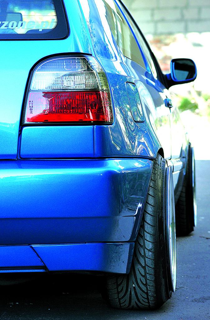 Tuning_VW_Golf_3_VR6_tylny_swiatła