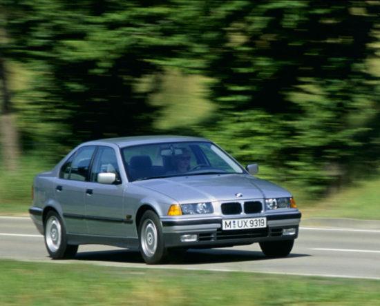 Używane BMW E36