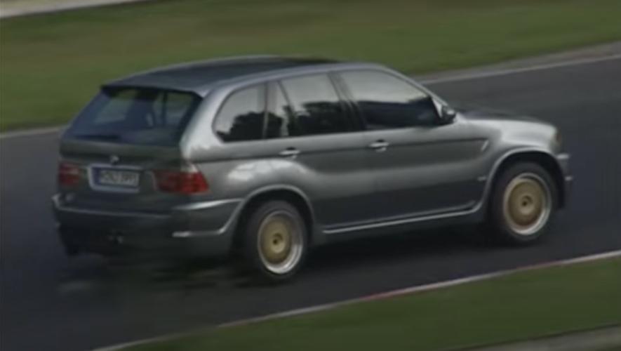 X5 LM Nürburgring
