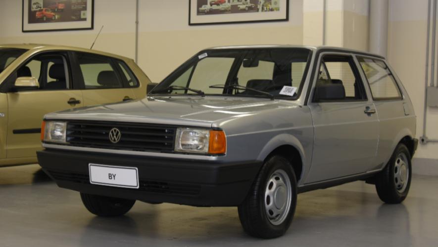 Brazylijski Volkswagen BY widok z przodu